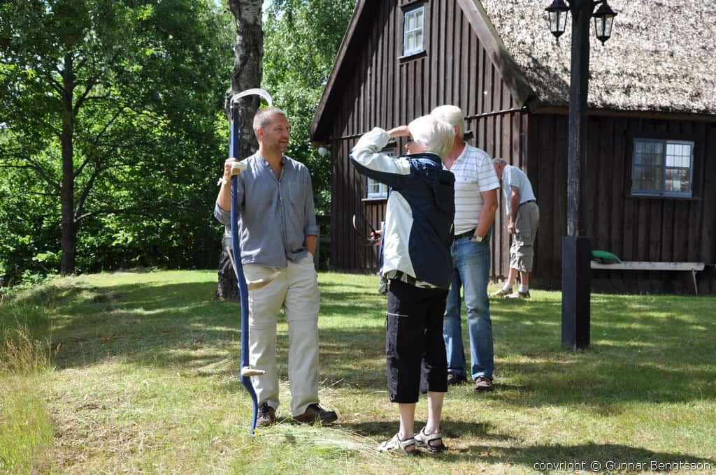 Johan Ovik och Solveig Koppang